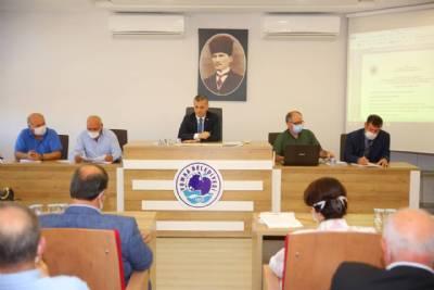 Yomra Belediye Meclisi Ekim Ayı Toplantısı Gerçekleştirilidi