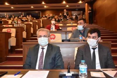 Trabzon Büyükşehir Belediye Meclisi Ocak Ayı Toplantısı Gerçekleştirildi