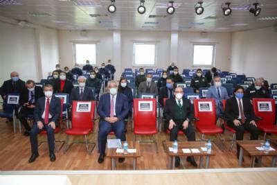 Trabzon Valisi İsmail Ustaoğlu İlçemizde Toplantı Düzenledi