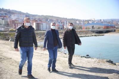 Doğu Karadeniz'in En Güzel Yürüyüş ve Bisiklet Yolunu Yapıyoruz