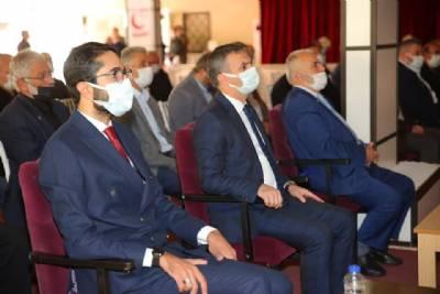 Başkanımız Saadet Partisi Yomra ilçe Olağan Kongresine Katıldı