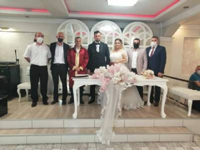 Seray Tunç  ve Oğuzhan İrtem Nikah Ilani