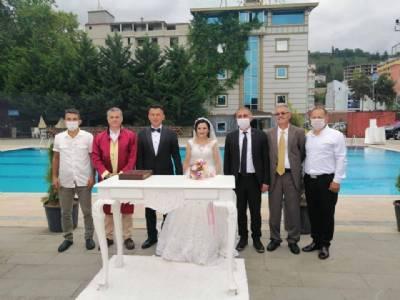 Sevil Sezgin ve Cengiz Hatipoğlu Nikah Ilani