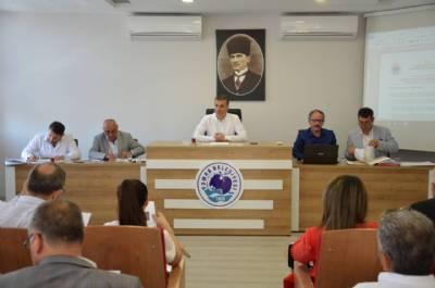 Belediye Meclisi Haziran ayı toplantısı