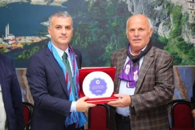 Başkanımız Arnavutköy Trabzonlular Derneği'ni Ziyaret Etti