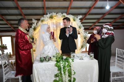Emine Güven ve Yunus Mesohorli Nikah Ilani