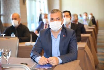 Doğu Karadeniz Belediyeler Birliği Meclis Toplantısı