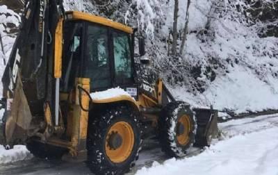 Kar Temizleme Çalışmalarımız Devam Ediyor