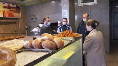 Ekmek Fırınları Denetlendi