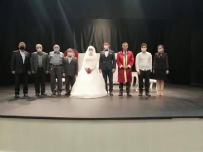 Ayşegül Yegin ve Ercan Akçay Nikah Ilani