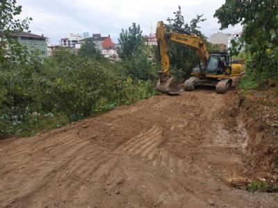 Başak Sokak'ta Yeni Yol Yapım Çalışmaları Gerçekleştiriyoruz