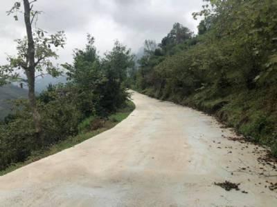 Kayabaşı Mahallemizde Yol Betonlama Çalışması Gerçekleştirildi