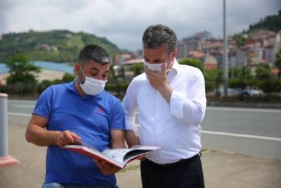 Yürüyüş ve Bisiklet Yolu Güzergahında Çevre Aydınlatma İncelemesi