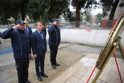 18 Mart Şehitleri Anma Günü ve Çanakkale Deniz Zaferi'nin 105. Yıl Dönümü
