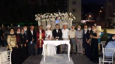Rubeysa Şengül ve Pirali Çağrı Şensoy Nikah Ilani