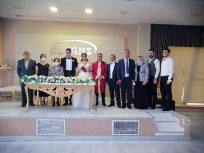 Serap Güler ve Muratcan Özdemir Nikah Ilani