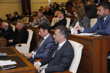 Trabzon Büyükşehir Belediye Meclisi ilk toplantısı gerçekleştirildi