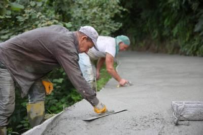 Gülyurdu ve Şanlı Mahallelerimizde Yol Betonlama Çalışmaları Devam Ediyor
