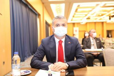Başkanımız Doğu Karadeniz Belediyeler Birliği 2020 Yılı II. Meclis Toplantısı'na Katıldı