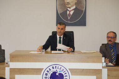 Yomra Belediye Meclisi Mayıs Ayı Toplantısı Gerçekleştirildi
