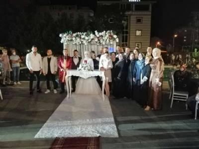 Fatma Baş  ve Mehmet Salih Nikah Ilani