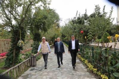 Başkanımız Metin Atasoy'u Ziyaret Etti