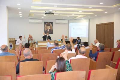 Yomra Belediye Meclisi Temmuz Ayı İlk Toplantısı Gerçekleştirildi