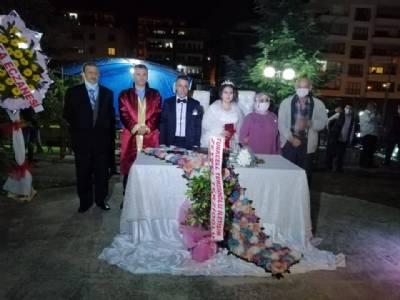 Elif Yıldırım  ve Kemal Ergan Nikah Ilani