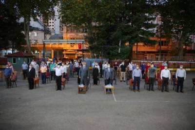 15 Temmuz Demokrasi ve Milli Birlik Günü Anma Töreni