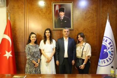 UCİM Trabzon Genel Koordinatörleri Başkanımızı Ziyaret Etti