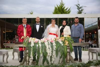 Aynur Sema Bektaş ve Muhammet Albayrak Nikah Ilani