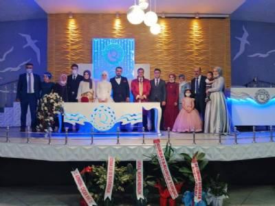 Nurseda Akgül ve Halil İbrahim Ural Nikah Ilani
